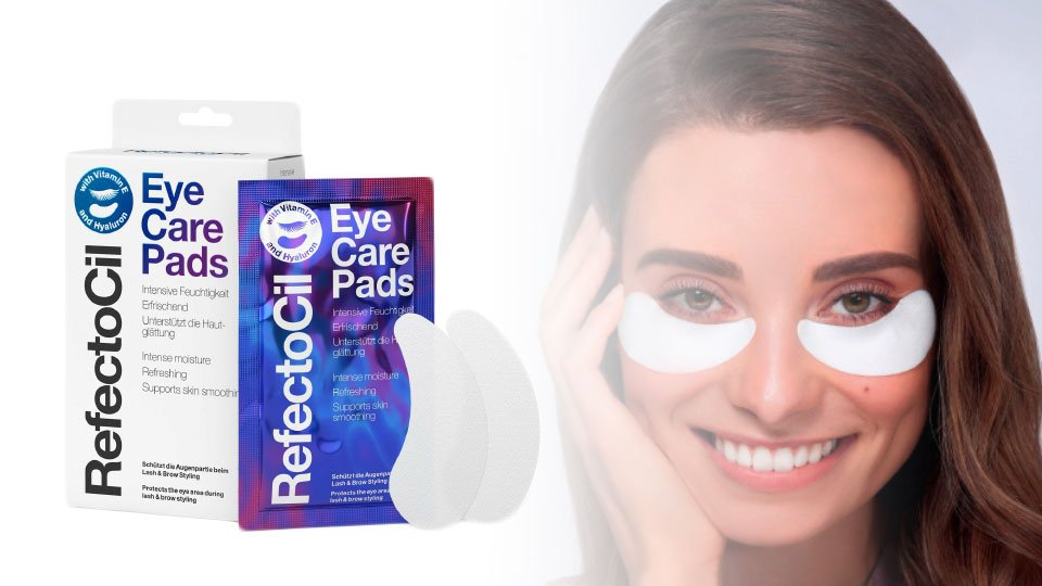 RefectoCil Eye Care Pads Supplier